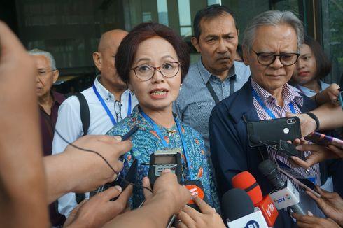 Sambangi KPK, Sejumlah Tokoh Beri Dukungan Setelah UU KPK Hasil Revisi Berlaku