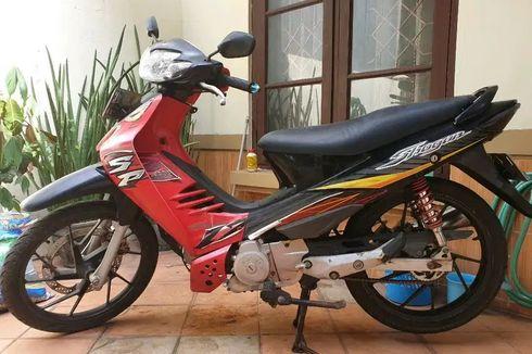 Mengenal Maskot Suzuki Shogun di Indonesia