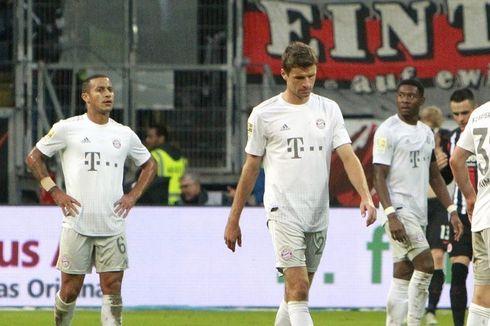 Dibantai 1-5, Bayern Muenchen Tutup Sesi Latihan Terbuka untuk Fan