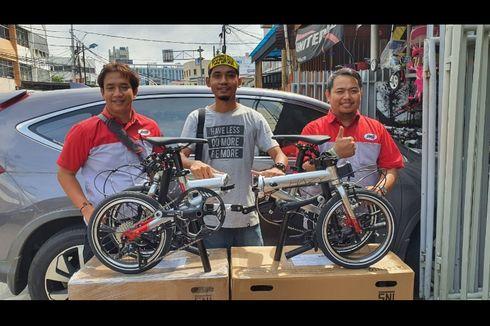 Pandemi Corona, Sepeda Ludes Terjual Tak Sampai Satu Jam...