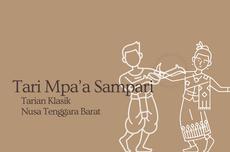 Tari Mpa'a Sampari, Tarian Klasik Nusa Tenggara Barat