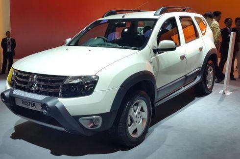 Renault Indonesia Luncurkan Duster 4X4 di IIMS 2014