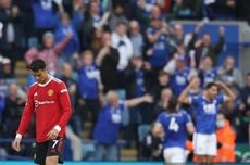 Kalah dari Leicester City, Manchester United Disebut Tak Punya Identitas