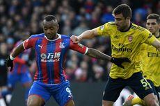 Jordan Ayew, 1 Nama di Balik 2 Hasil Imbang Arsenal dengan Crystal Palace
