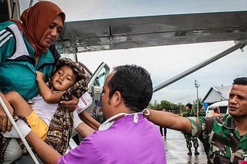 22.135 Korban Gempa Aceh Tinggal di Pengungsian