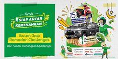 Minggu Ketiga Ramadhan, Grab Motivasi Pengguna untuk Berpuasa Sambil Menikmati Beragam Layanannya