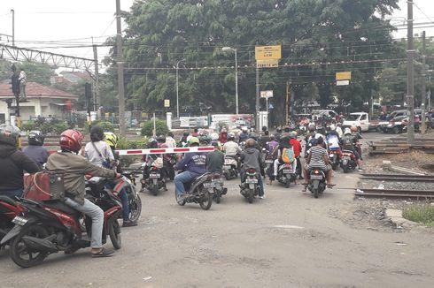 Fly Over dan Underpass Akan Dibangun di 500 Pelintasan KA Tak Sebidang Jakarta-Surabaya