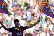 Neymar: Aku Sebahagia Raja