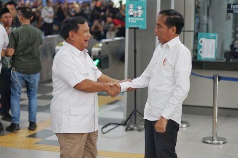 Jokpro Jabar Deklarasikan Dukungan untuk Jokowi-Prabowo 2024