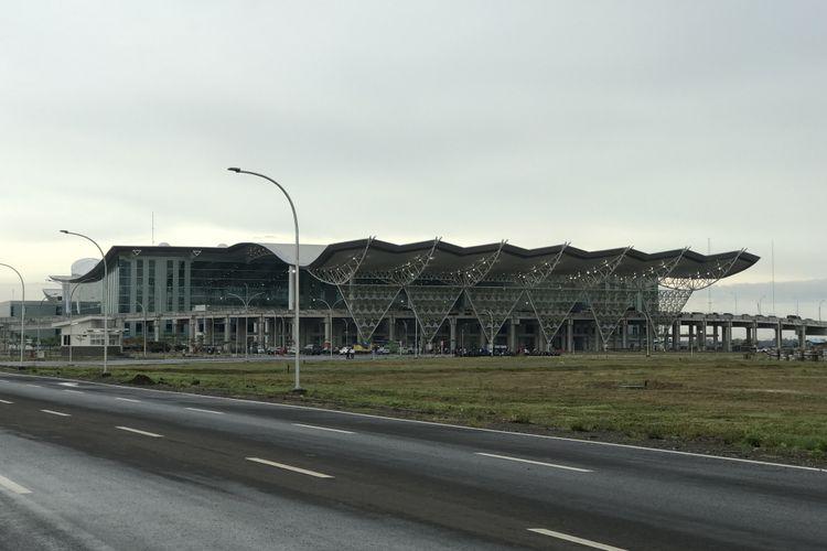 Bandara Internasional Jawa Barat (BIJB) di Kertajati, Majalengka.
