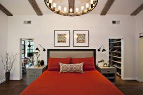 Warna Aksen Bikin Interior Rumah Lebih Keren