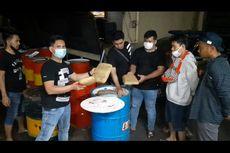 Modus Penyelundupan Narkotika di Depok, 100 Kilogram Ganja Disembunyikan di Dalam Drum