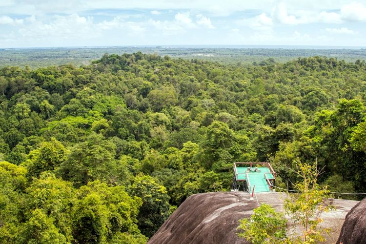 Bukit Peramun, Belitung