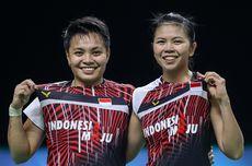 Jadwal Thailand Open, Greysia/Apriyani dan 5 Wakil Indonesia Main Hari Ini