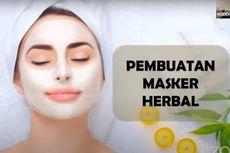 Cara Membuat Masker Wajah Herbal Alami ala Battra Unair