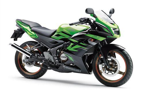 Harga Kawasaki Ninja 150RR Makin Mahal, Tembus Rp 60 Jutaan