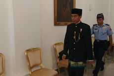Cerita Jokowi, Deg-degan Disopiri Putra Mahkota Uni Emirat Arab 200 Km Per Jam