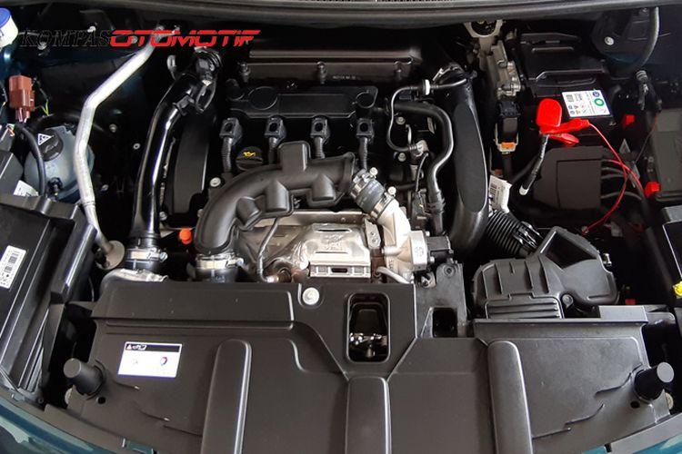 Mesin turbo 1.600 cc Peugeot 5008