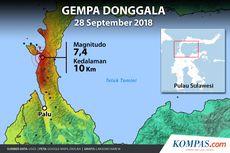 Gempa Sulteng, Pelabuhan Pantoloan Palu Sudah Bisa untuk Bersandar Kapal