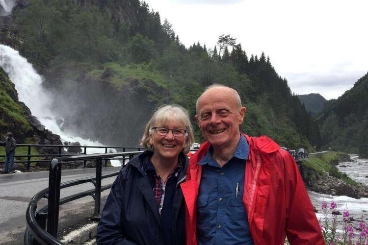 Julie dan Jeff Wicks mendirikan yayasan yang disengaja menghabiskan kekayaan mereka di antaranya untuk membantu mengatasi dampak perubahan iklim.
