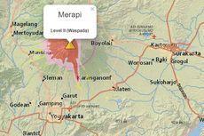 Gunung Merapi Meletus, Sejumlah Penerbangan dari Bandara Soetta Menuju Solo Dialihkan