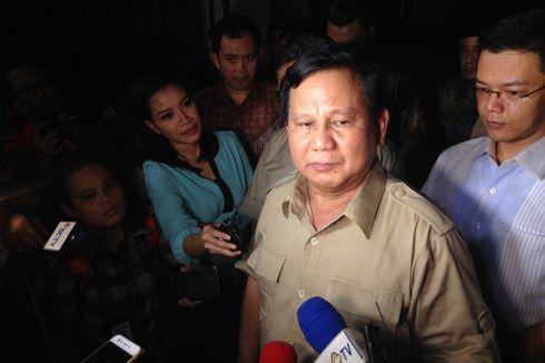 Wacana Duet Prabowo-Sandiaga Dinilai Mengancam Keutuhan Koalisi