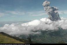Detik-detik Gunung Merapi Erupsi Terekam Warga, Ini Videonya