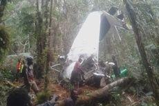 Libatkan 100 Orang, Ini 7 Fakta Proses Evakuasi 3 Jenazah Kru Pesawat Rimbun Air yang Jatuh di Intan Jaya Papua
