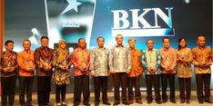 Pemkot Semarang Raih BKN Award 2017