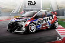 Bawa DNA Racing, Kontes Modifikasi Virtual Honda Brio Kembali Dihelat
