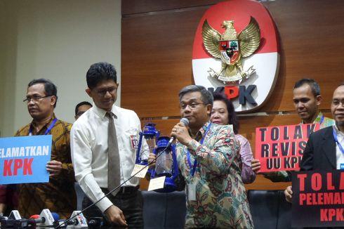Forum Rektor dan Guru Besar Tolak Sosialisasi Revisi UU KPK di Kampus