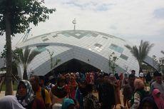Unik, Masjid Bandara Yogyakarta Tanpa Daun Pintu dan Jendela
