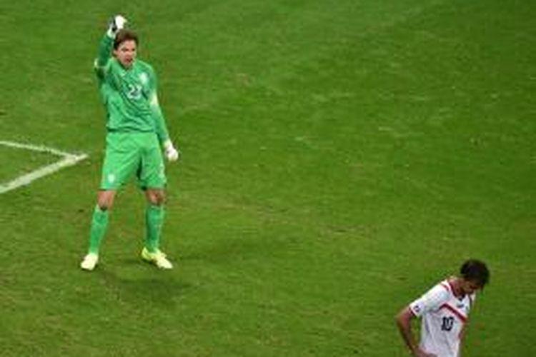 Kiper tim nasional Belanda, Tim Krul.