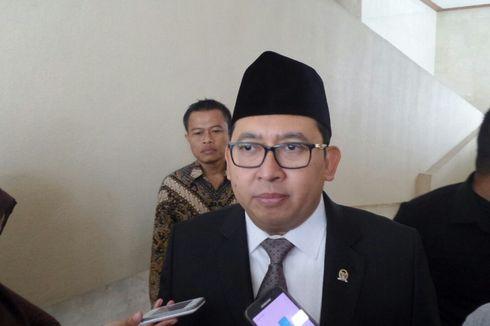 Fadli Zon: Penetapan Novanto sebagai Tersangka Tak Ganggu Kinerja DPR