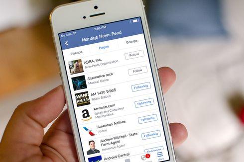 Facebook Bakal Ingatkan Pengguna untuk Baca Sebelum