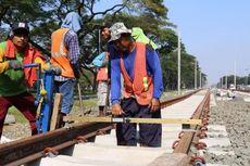 Besok, Pembangunan Kereta Api Bandara Adi Soemarmo Solo Dimulai