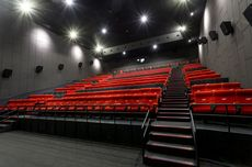 Diizinkan Beroperasi, Pengelola Bioskop Wajib Atur Kursi Penonton Selang-seling