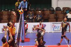 Surabaya Samator Raih Kemenangan Perdana di Seri Kedua