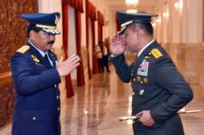 Wiranto Enggan Komentar soal Pembatalan Mutasi Jabatan 16 Perwira TNI
