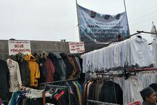 Tolak Relokasi, PKL Ancam Tetap Bertahan di Bahu Jalan Raya Senen