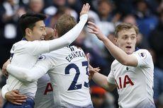 Jadwal Liga Inggris Malam Ini, Tottenham Vs Brighton Hove Albion