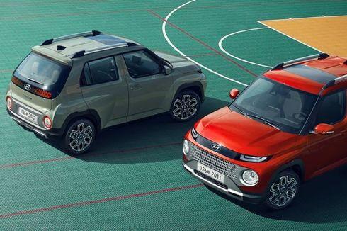 Tantang Raize dan Rocky, Hyundai Casper akan Masuk Indonesia?