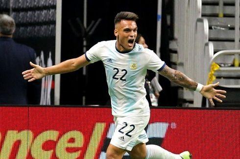 Profil Lautaro Martinez, Ujung Tombak Argentina di Copa America 2021