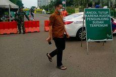 Kuota Pengunjung Terpenuhi, Pintu Utama Ancol Ditutup Sementara