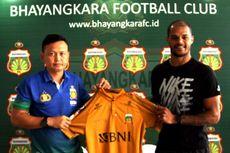 Bhayangkara FC Masih Menginginkan Satu Pemain Asing Lagi