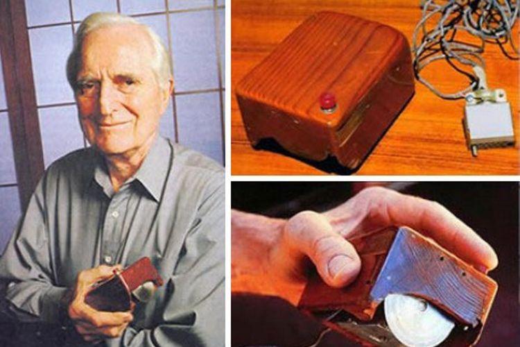 Engelbart dan Mouse Ciptaannya