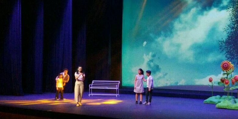 Drama musikal Rasa, Caring from the Heart