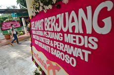 138 Tenaga Medis yang Tangani Covid-19 di Jakarta Inap di Hotel Grand Cempaka