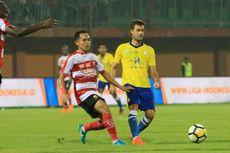Hasil Liga 1, Madura United Menang 3-1 atas Barito Putera