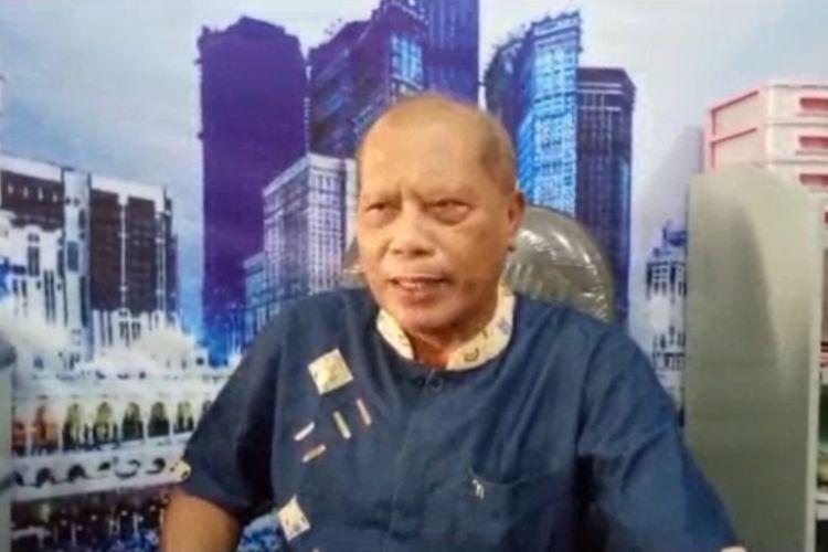 Ketua Forum Kerukunan Umat Beragama Kabupaten Tulungagung Jawa Timur Efendi Aris Abdullah (18/5/2019).